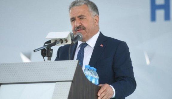 Bakan Arslan'dan personel alımı açıklaması