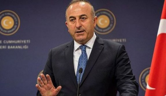"""Çavuşoğlu: """"FETÖ okulları Türk okulları değil"""""""