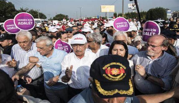 CHP ve HDP'nin Adalet Mitinginde 15 bin polis görev alacak