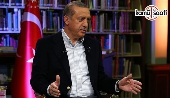 Cumhurbaşkanı Erdoğan: Almanya intihar ediyor