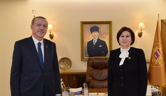 Danıştay Başkanlığına Zerrin Güngör seçildi