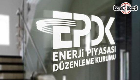 EPDK Teşkilat Yönetmeliğinde değişiklik yapıldı