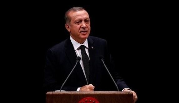 Erdoğan: ''Darbeci soysuzlar rahat yüzü göremeyecekler''