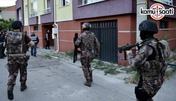 Eskişehir'de helikopter destekli uyuşturucu operasyonu