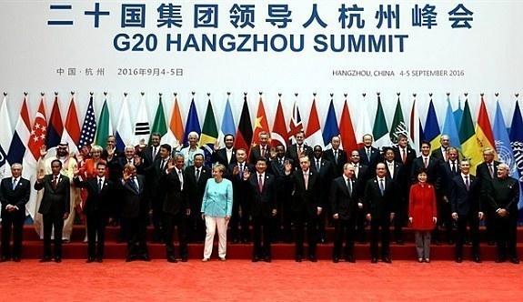 G20 Liderler Zirvesi yarın başlıyor