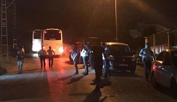 Hatay'da polis uygulama noktasına saldırı: 2 şehit, 1 yaralı