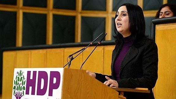HDP'li Yüksekdağ Eylül'e kadar tutuklu
