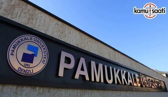Pamukkale Üniversitesi Tohum Islahı ve Genetik Uygulama ve Araştırma Merkezi Yönetmeliği