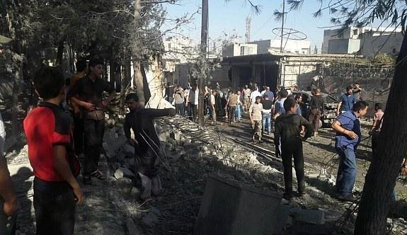 Suriye'de bombalı saldırı! 4 ölü, 7 yaralı
