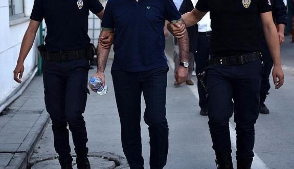 TEI Programlar Direktörü FETÖ'den tutuklandı