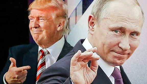 Trump ve Putin o tarihte görüşecek