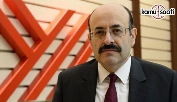 YÖK Başkanlığına yeniden Yekta Saraç seçildi