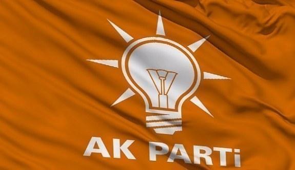 AK Parti'den ilk istifa geldi