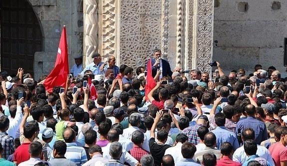 Aksaray'ın Sultanhanı yeni KHK ile ilçe oldu - Büyük sevinç yaşandı
