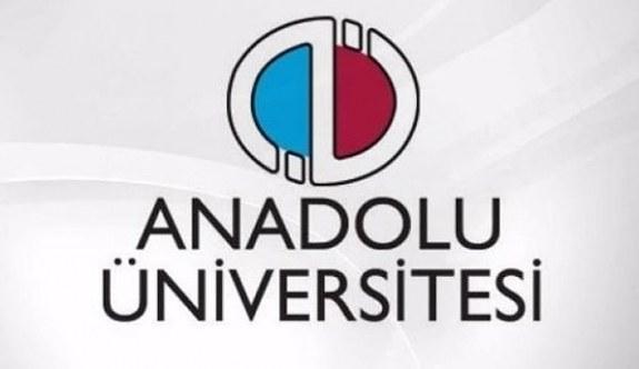 Anadolu Üniversitesi sözleşmeli personel alımı ilanı
