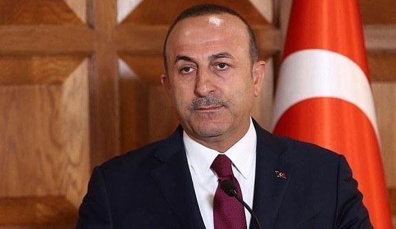 Bakan Çavuşoğlu: Artık köklü bir çözüm bulunması lazım