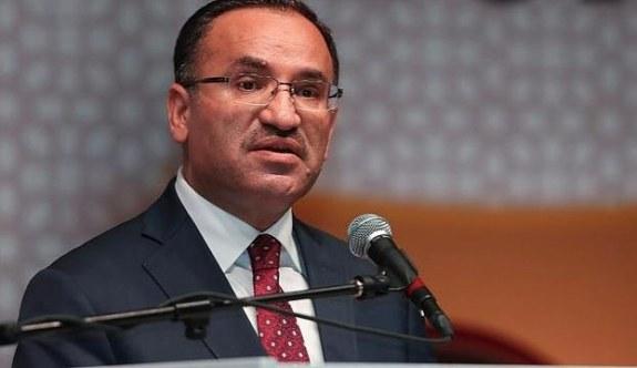 Bekir Bozdağ, CHP'nin 2019 cumhurbaşkanı adayını açıkladı