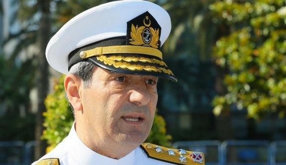 Donanma Komutanı Veysel Kösele istifa etti - İbrahim Kalın'dan açıklama