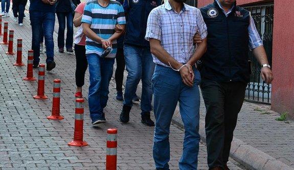FETÖ'nün askeri mahrem yapılanmasına operasyon: 21 gözaltı
