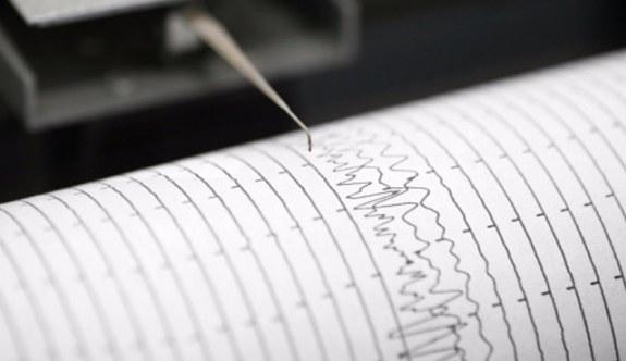 Gümüşhane'de deprem korkusu
