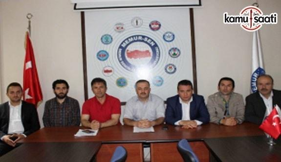 Eğitim-Bir-Sen Trabzon Şubesinden, Kamu-Senin iddialarına cevap