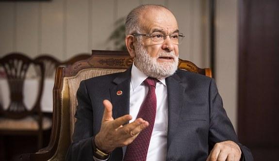 Karamollaoğlu: 'Hükümet erken seçime gitmeyecek, baskın seçim yapacak'