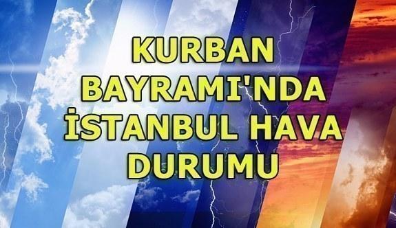 Kurban Bayramı'nda İstanbul hava durumu - Meteoroloji'den açıklama