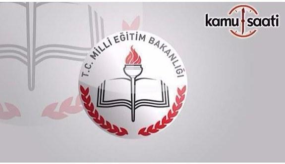 MEB'den öğretmenlere müjdeli haber, yeniden hak tanındı