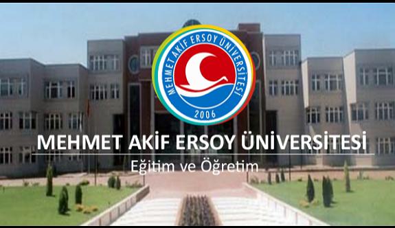 Mehmet Akif Ersoy Üniversitesi Yabancı Diller Yüksekokulu Yabancı Dil ve Hazırlık Sınıfı Eğitim-Öğretim ve Sınav Yönetmeliği