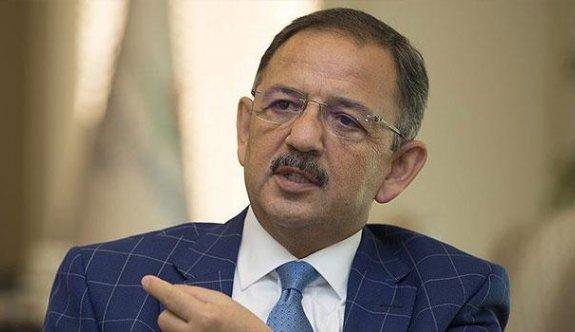 Mehmet Özhaseki: Yeni yasanın eli kulağında, 7.5 milyon bina yenilenecek