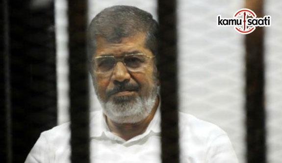Mursi: Normal mahkemelerde yargılanmam doğru değil