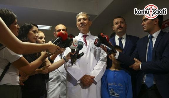 Sağlık Bakanı Demircan: Sağlık hizmetlerinde çok başlılık kalkacak