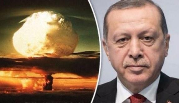 Türkiye için o gazeteden 'atom bombası' iddiası