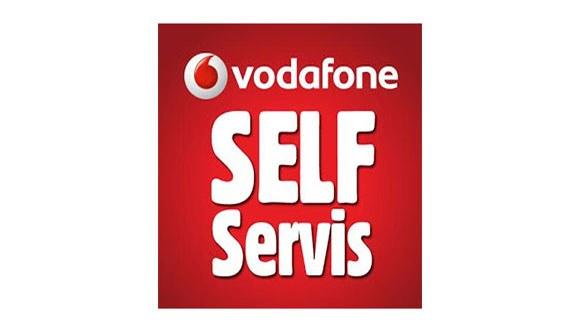Vodafone Self Servis Nedir?