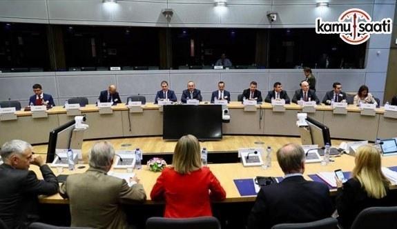 AB Komisyonu Komiseri Hahn: Türkiye, stratejik bir bölgede Avrupa Birliği'nin kilit bir ortağıdır