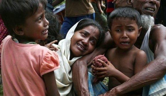 ABD Arakan'daki şiddet nedeniyle Myanmar'ı uyardı