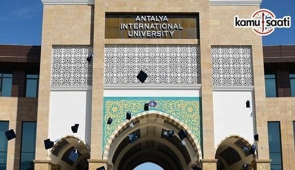 Antalya Bilim Üniversitesi Yabancı Diller Yüksekokulu İngilizce Dil Eğitim Programı Yönetmeliği