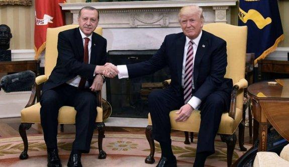 Cumhurbaşkanı Erdoğan-Trump görüşmesinin saati belli oldu