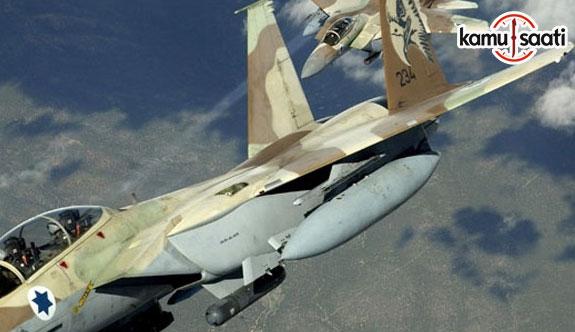 İsrail Şam Havalimanını füze ile vurdu