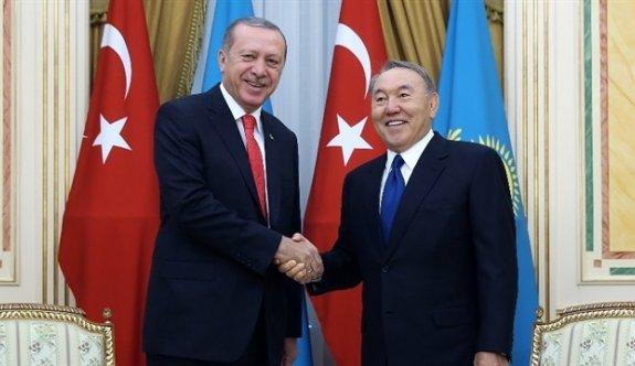 Kazakistan ile Türkiye arasında 590 milyon dolarlık anlaşma