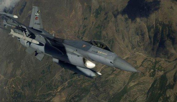 Kuzey Irak'a hava harekatı: 4 terörist etkisiz hale getirildi