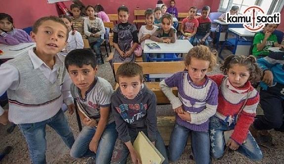 MEB, Fırat Kalkanı bölgesinde eğitime hazırlanıyor