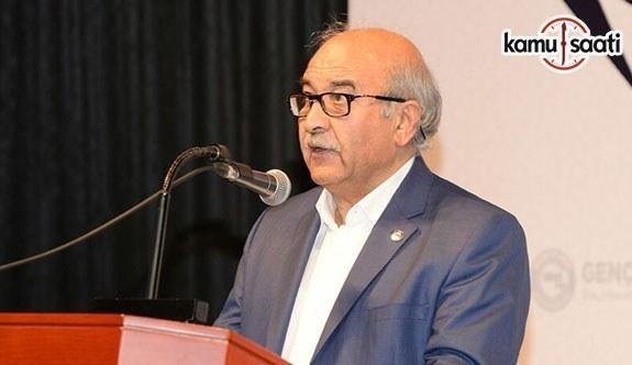 Memur-Sen Ankara İl Başkanı Mustafa Kır, Hicri Yıl Başı münasebetiyle açıklama yaptı