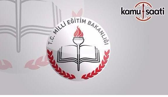 Öğretmenler için son tarih 17 Eylül