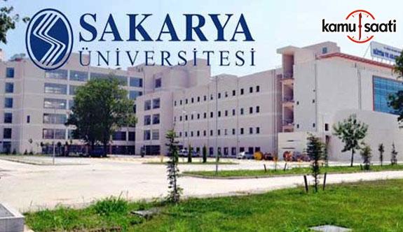 Sakarya Üniversitesi Tıp Fakültesi Eğitim-Öğretim ve Sınav Yönetmeliği Yürürlükten Kaldırıldı
