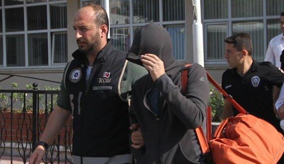 Samsun'daki FETÖ operasyonu: 15 tutuklama