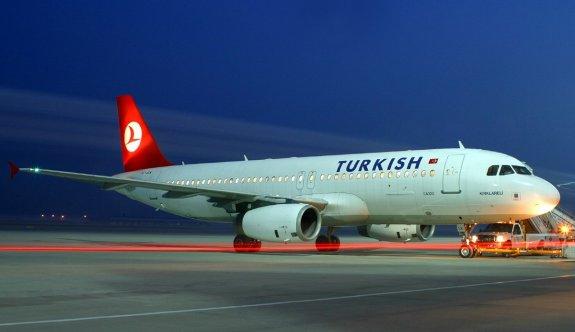 Türk Hava Yolları'ndan ağustos rekoru