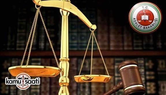 Adalet Bakanlığı Memur Yönetmeliğinde Değişiklik Yapıldı