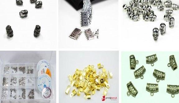 Uygun fiyatlı tesbih malzemeleri prestijboncuk.com'da
