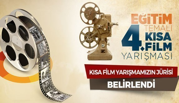 """""""Eğitim"""" temalı kısa film yarışmamızın jürisi belirlendi"""